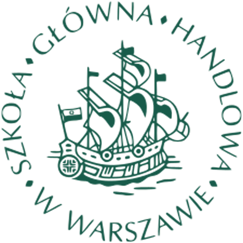 A beautiful logo of a green outlined old styled ship